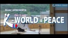 평통브라질협의회, 'K-World & Peace' 온라인 행사 홍보 영상 공개