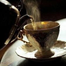 블랙 커피.....